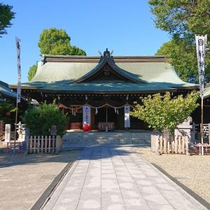 伴林氏神社(藤井寺市) ・大伴氏の祖先を祀る「西の靖国神社」