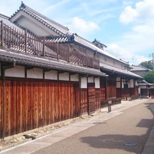 旧杉山家住宅(富田林市) ・富田林寺内町最古の古民家で歌人石上露子の生家