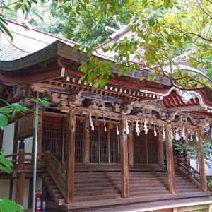 佐備神社(富田林市) ・天太玉命と多くの神様を祀る式内社