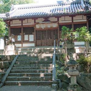厳嶋神社(松原市) ・かつての古墳・砦跡に鎮座する一津屋の産土神