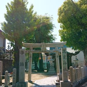 高見神社(松原市) ・反正天皇の伝説が残る「シンメイ」様を祀る神社