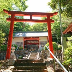池之原神社(大阪狭山市) ・聖地への街道と共にある鎮守社