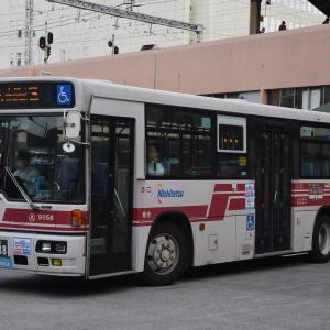 西鉄バス久留米 9056