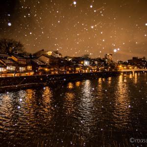 金沢周辺の12月・1月と年末年始のおススメスポットをご紹介します。