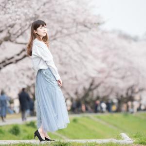 北陸で桜ポートレート(桜+人物)の撮影におススメなスポット5つをご紹介します。