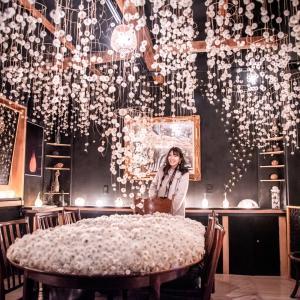 たんぽぽのオブジェやピールアートが人気の金沢ギャラリーカフェ・HIMITO(火水土)さんに行ってきました。