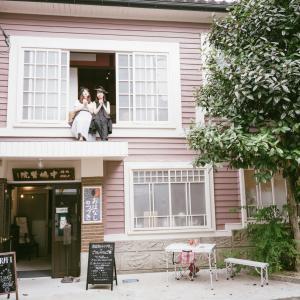 病院を改修したオシャレなギャラリー「おはなしのつづき」(金沢・新竪町商店街)の雰囲気が最高でした