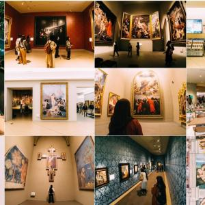 【館内の様子を大量写真でレポート】大塚国際美術館に行ってきた!後編 #7
