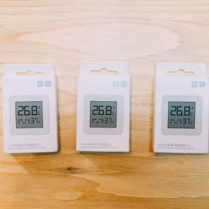 激安XiaomiのBluetooth温湿度計。中国のネットショッピングAliExpressで買ってみた!