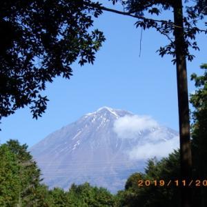 天皇陵墓 富士の御山 身延山久遠寺