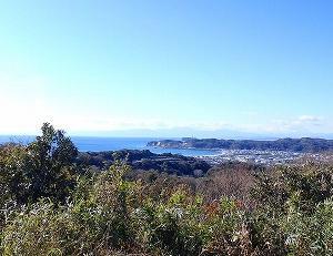 古道&鎌倉の海を見晴らす絶景!巡礼古道~パノラマ台~名越切通