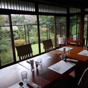 【鎌倉】日本庭園レストランSASHOでトロトロビーフシチューランチ♪