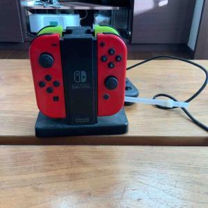 任天堂 Switchのコントローラー修理