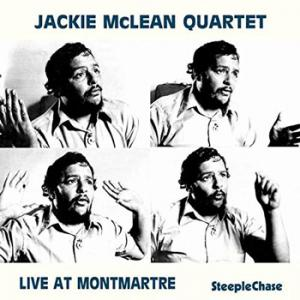Jackie McLean / Live at Montmartre