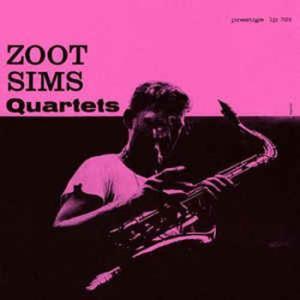 Zoot Sims / Quartets