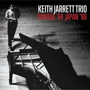 Keith Jarrett Trio / Canada '84 Japan '86