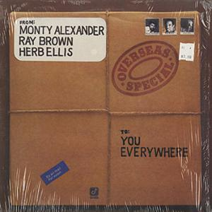 Monty Alexander, Ray Brown, Herb Ellis / Overseas Special