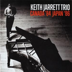 Keith Jarrett Trio / Canada'84 Japan '86