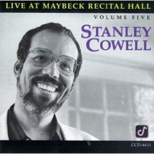 anley Cowell / Live At Maybeck Recital Hall volume 5