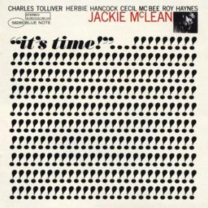 Jackie McLean / It's Time!