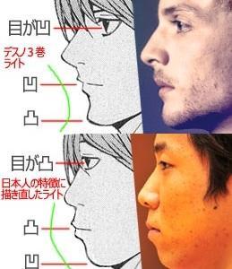 Eラインがない横顔ブサイクな日本人www
