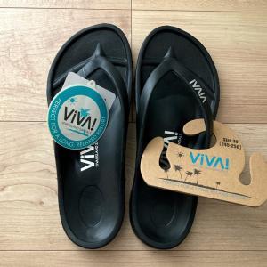 ビーサンランが気持ち良い、VIVA! ISLAND 購入。