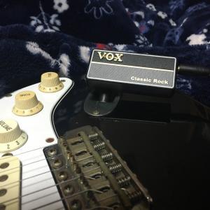 Vox  amplug2. いい音しますね