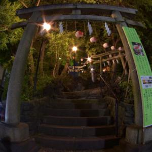 69.多摩川浅間神社富士塚