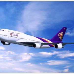 タイ航空 B747 ビジネスクラス 優良座席の選び方