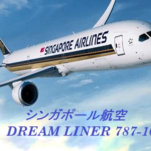 シンガポール航空  787-10 ビジネスクラス イメージ変えた機材は正解?!
