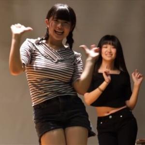 【動画】ダンス部のJK、爆乳を揺らしながら踊ってしまうwwwww