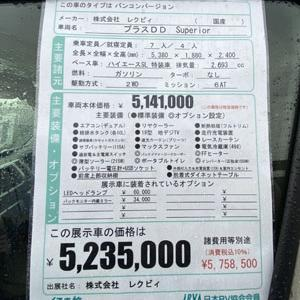 2021 神奈川キャンピングカーショーに出撃③