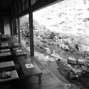 Sutra-copying room & Zen room