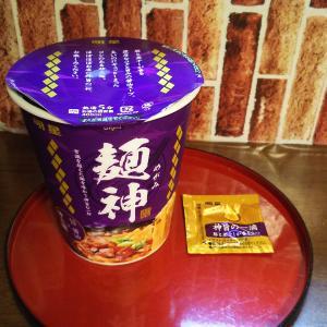 明星麺神 旨醤油×神太麺