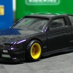 HotWheels:'96 NISSAN 180SX TYPE X (#3/5 '19/09 CAR CULTURE STREET TUNERS)