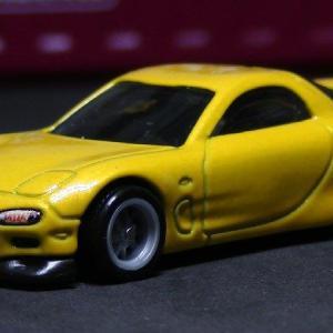 HotWheels:'95 MAZDA RX-7 (#2/5 '19/09 CAR CULTURE STREET TUNERS)