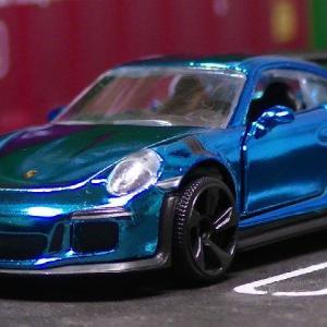 Majorette:'19-07 Porsche 911 GT3 RS ~PRIME MODEL CHROME EDITION~