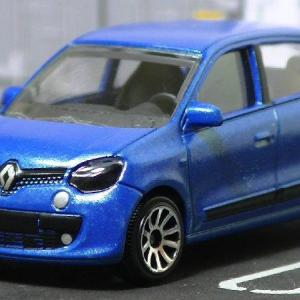 Majorette:'18-04 #020 Renault TWINGO