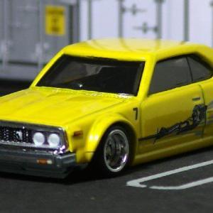 HotWheels:Nissan Skyline (C210) (#2/5 '19/11 FAST&FURIOUS FAST REWIND)