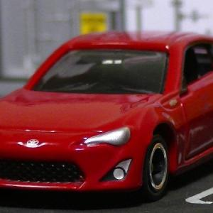 トミカ:トヨタ 86