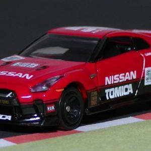 トミカ:50th ANNIVERSARY NISSAN GT-R