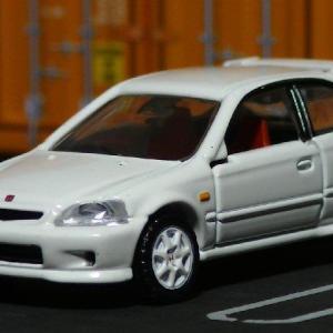 トミカプレミアム No.37:Honda CIVIC TYPE R