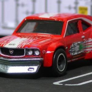 HotWheels:Mazda RX-3 (#1/5 '19/11 FAST&FURIOUS FAST REWIND)