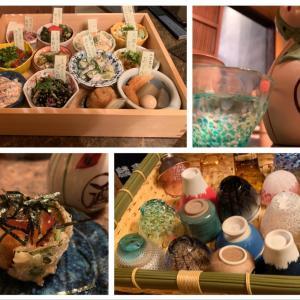 「八重洲天ぷら串山本家」で天ぷらと日本酒などなど満喫
