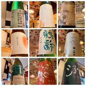 小田原で美味しい料理と日本酒飲み放題を満喫「ぐいのみオハシ」