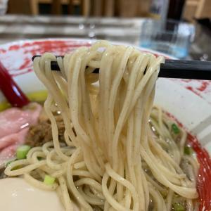 魚介出汁スープ 秀逸です【麺ダイニング 旬彩】