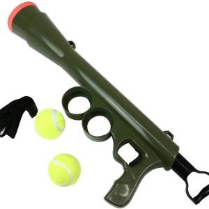 【犬用ランチャー砲】これがあれば犬が楽しいのか飼主が楽しいのかわからなくなっちゃいそう!