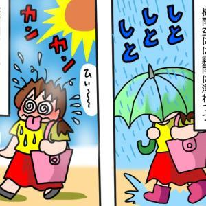 いきなりの猛暑