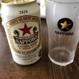 休日の一杯