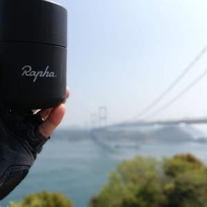 ボトルケージにフィットするコーヒーカップとは?FRANK GREEN + RAPHA CUP 8OZをレビュー。(APPAREL WASHのレビューも。)